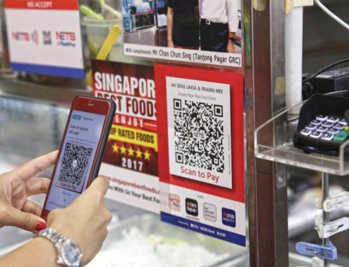 Universal SGQR code rolled out in Singapore