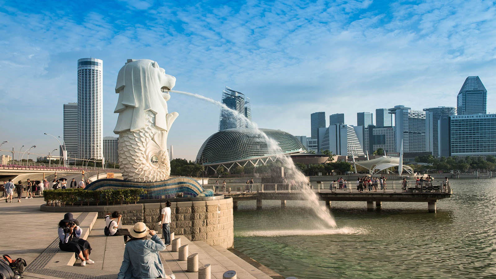The Singapore government has indicated it is ready to stimulate the economy if necessary but to-date have yet.