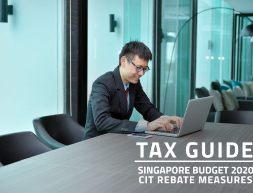 Quick Guide: Singapore Budget 2020 Corporate Income Tax Rebate