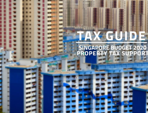 COVID-19 IRAS Property Tax Support Measures