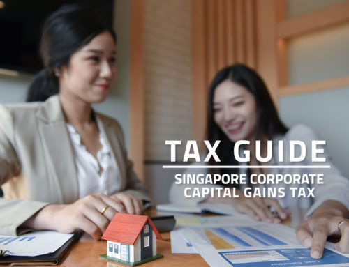 Quick Guide: Singapore Corporate Capital Gains Tax