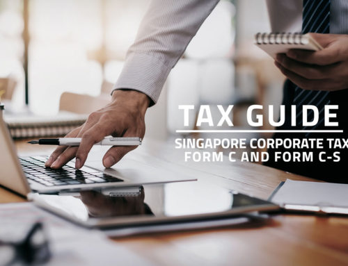 Quick Guide: Singapore Corporate Tax Form C and C-S