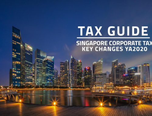 Corporate Income Tax YA2020: Key Changes