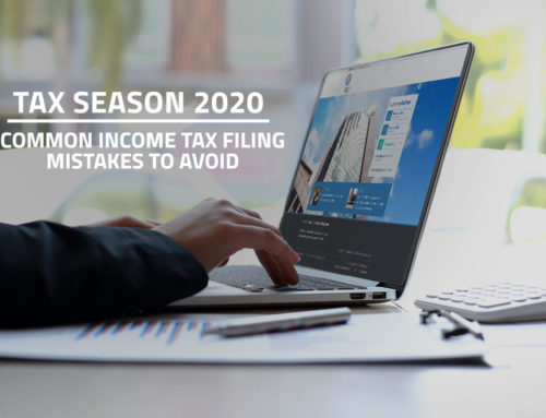 Tax Season 2020: Income Tax Filing Mistakes to Avoid