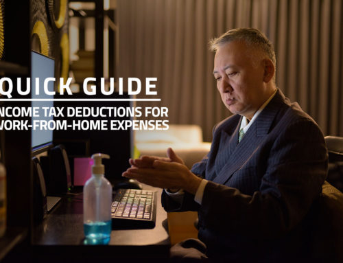 Quick Guide: Tax Deductions for Work-from-Home Expenses